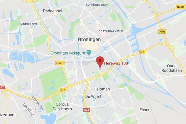 Kaart Groningen | Praktijk Zien | Psychotherapie